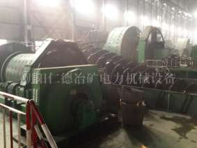 2740 overflow type ball mill 3 sets