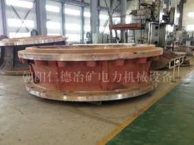 1400 gyratory crusher lower carrier